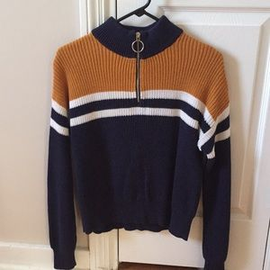 UO knit sweater.